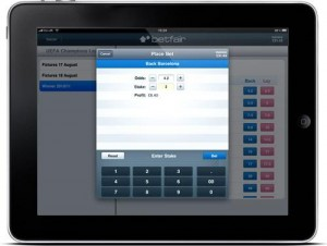 iPad Betting Sites