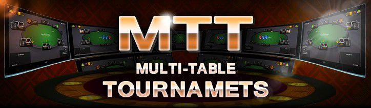 Multi Table Tournaments